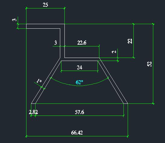 梯形场地设计平面图